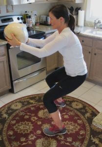 thankgiving workouts turkey squats via pinterest