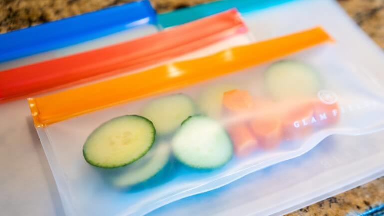 best budget reusable food bags