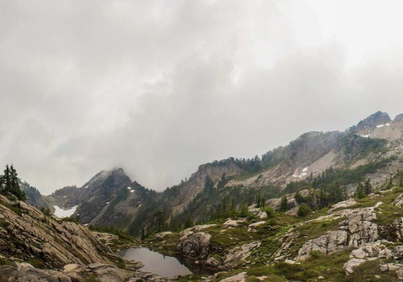 Lets hike Gothic Basin!