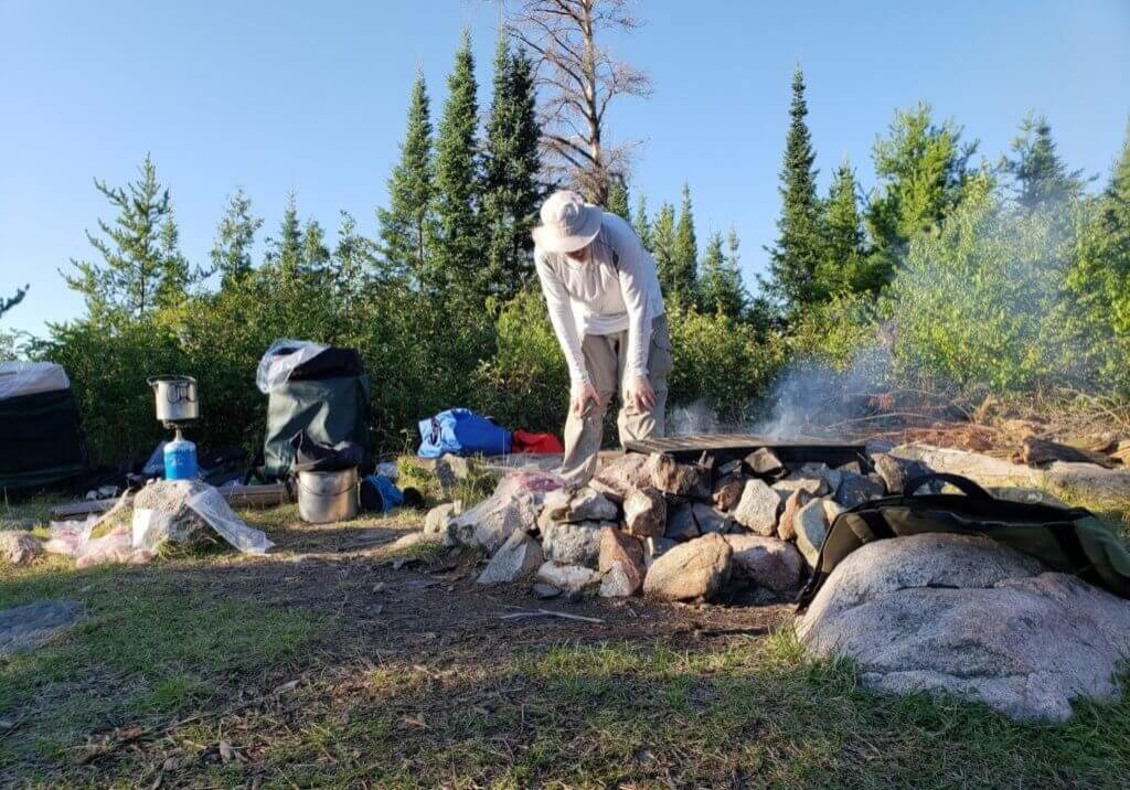 leave no trace in the boundary waters