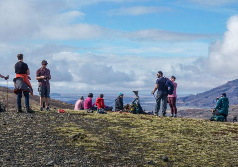 digital detox in Iceland 2018
